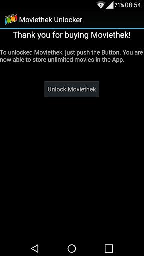 moviethek unlocker screenshot 1