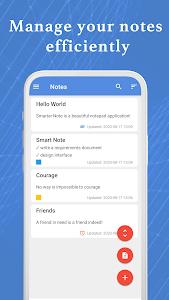 Smart Note - Notes, Notepad, Todo, Reminder, Free 3.9.3 (Premium)