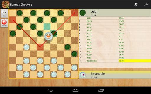 Checkers by Dalmax 8.2.0 Screenshots 19