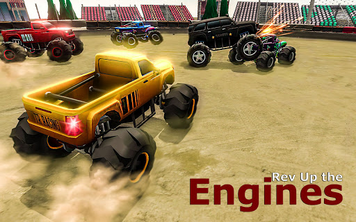 Demolition Derby 2021 - Monster Truck Destroyer modavailable screenshots 11
