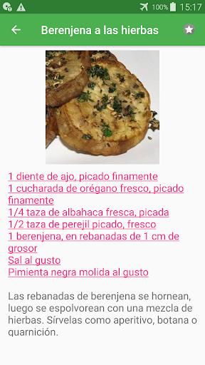 Foto do Recetas light en español gratis sin internet.