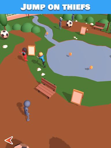Catch the thief 3D  screenshots 7