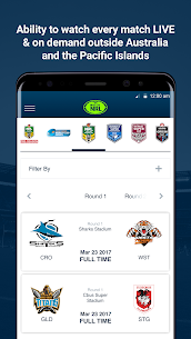 Watch NRL For Pc – Free Download On Windows 10/8/7 And Mac 1