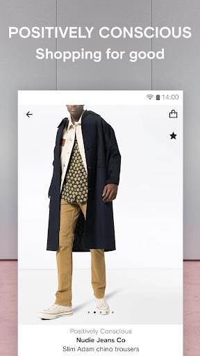 Farfetch - Shop Designer Clothing & Fall Fashion 4.4.1 Screenshots 5