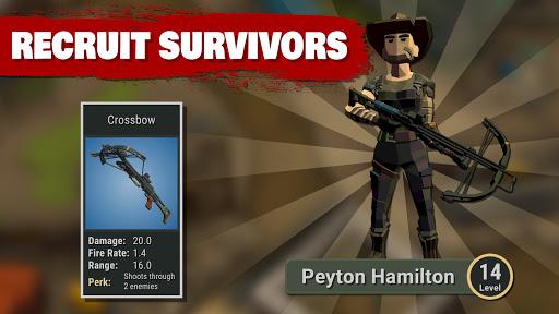 Overrun Zombie Tower Defense: Free Apocalypse Game apkdebit screenshots 4