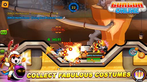 Gungun Online: Shooting game 3.9.2 screenshots 8