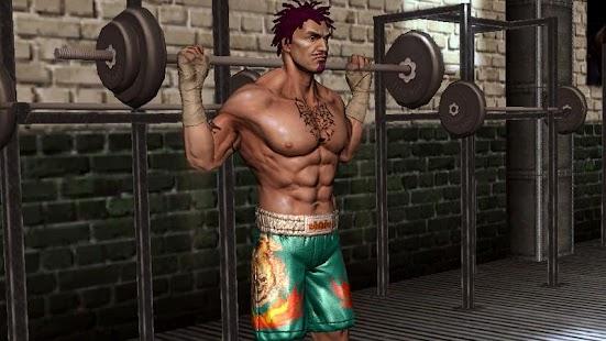 Punch Boxing 3D Screenshot