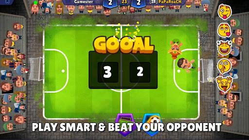 Football X – Online Multiplayer Football Game  screenshots 2