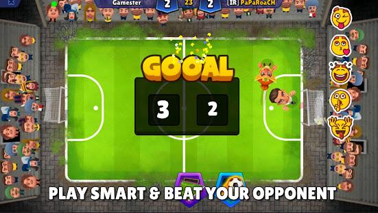 Football X – Online Multiplayer Football Game 1.8.4 screenshots 2