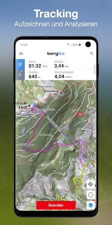 bergfex/Touren & GPS Tracking Wandern Bike Laufenのおすすめ画像4