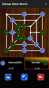 Dalmax Men's Morris