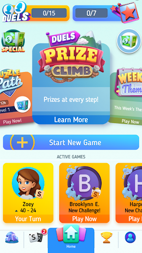 Scrabbleu00ae GO - New Word Game screenshots 8