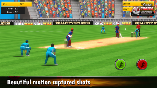 Cricket Career 2016 3.3 Screenshots 6