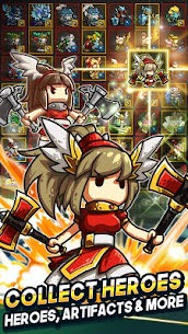 Endless Frontier MOD (Unlimited Money) 4