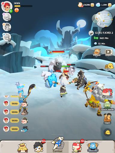 Ulala: Idle Adventure  screenshots 18