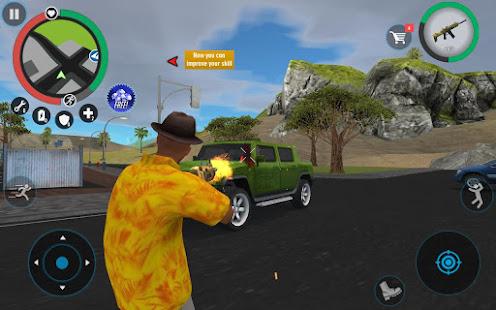 Real Gangster Crime screenshots apk mod 2