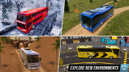 Modern Bus Simulator New Parking Games u2013 Bus Games 2.59 Screenshots 13