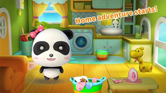 Cleaning Fun - Baby Panda 8.48.00.01 Screenshots 5
