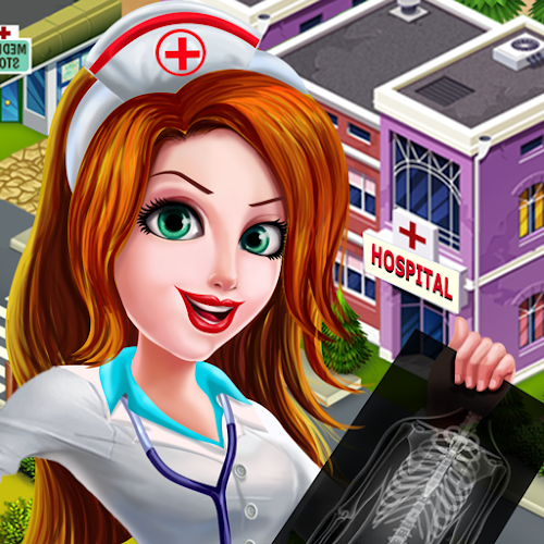 Doctor Dash : Hospital Game (Unlimited Coins/Gems) 1.53 mod