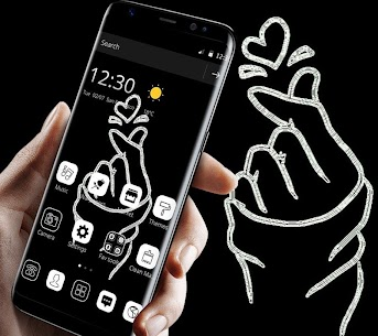 Finger Love Drawing Romantic Theme 1.1.8 MOD Apk Download 1