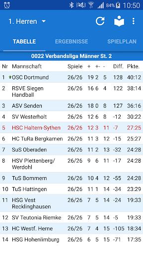 hsc haltern/sythen screenshot 1