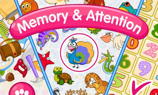 Memory & Attention Training for Kids apkdebit screenshots 1