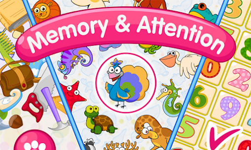 Memory & Attention Training for Kids 1