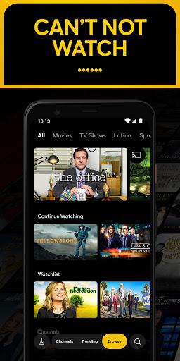 Peacock TV u2013 Stream TV, Movies, Live Sports & More 2.2.3 Screenshots 1