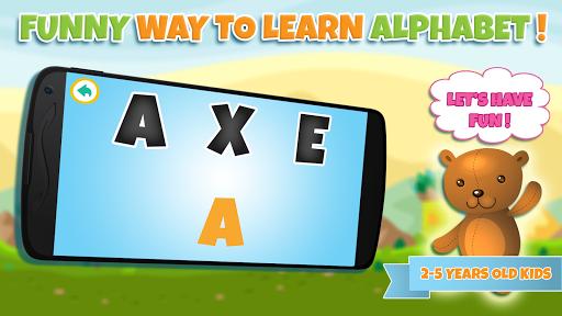 Learn alphabet & letters for kids  screenshots 1