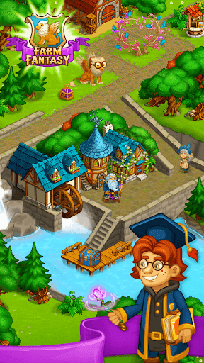 Farm Fantasy: Fantastic Day and Happy Magic Beasts 1.28 Screenshots 3