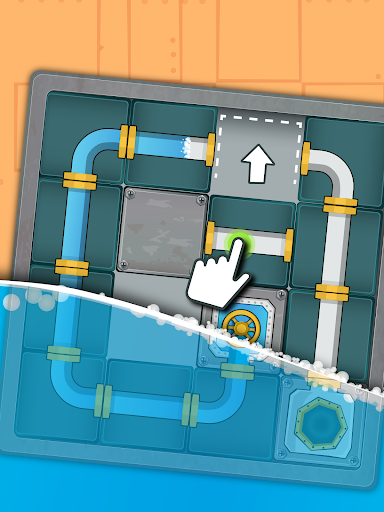 Unblock Water Pipes  screenshots 16