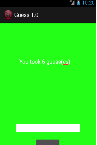 guess 1.0 screenshot 2