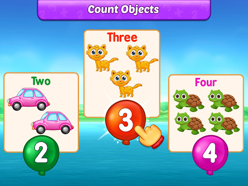 Math Kids - Add, Subtract, Count, and Learn screenshots 11