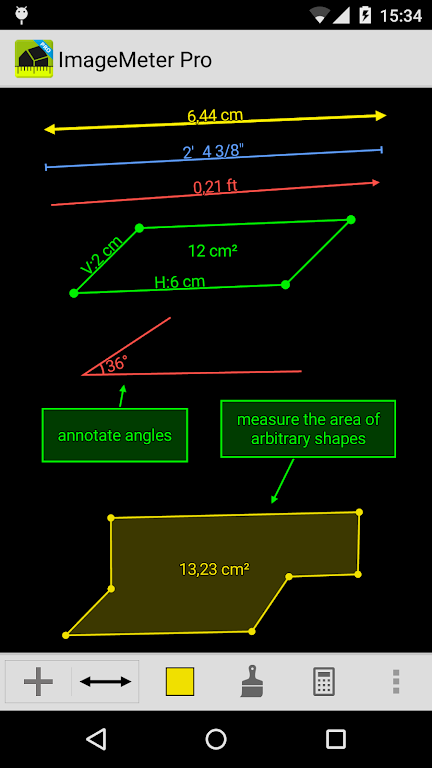 ImageMeter Pro-key  poster 3