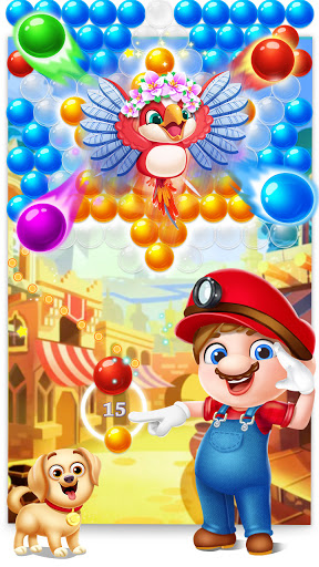 Bubble Shooter screenshots apkspray 1