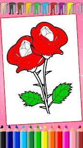 Çiçek Boyama Apk İndir 3