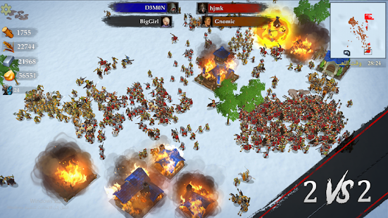 War of Kings : Strategy war game [v76] APK Mod for Android logo