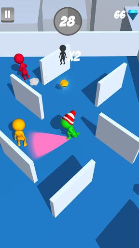 Hide Seek Find 3D - Free Hiding Seeker Games 2021 0.6 screenshots 3