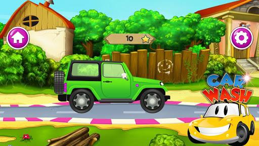 Car wash games - Washing a Car 5.1 screenshots 3
