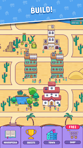 Puzzle Town – Tangram Puzzle City Builder Mod Apk 1.027 (No Ads) 14