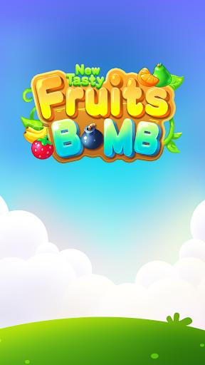 New Tasty Fruits Bomb: Puzzle World  screenshots 1