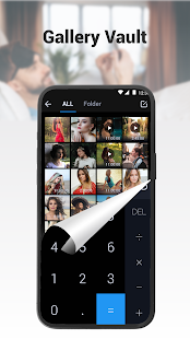 HideX – Calculator Lock , App Hider & Photo Vault
