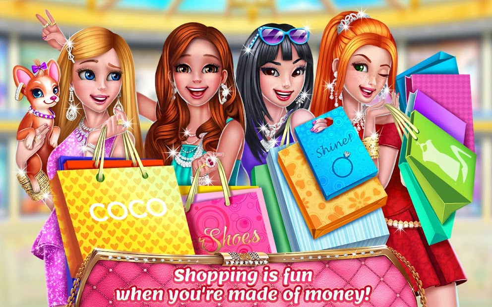 Rich Girl Mall - Shopping Game screenshot 4