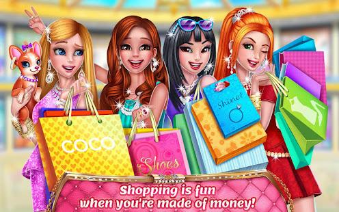 Rich Girl Mall - Shopping Game