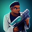 Chidamlilik: kosmosdagi virus (pixel art rpg o'yini)