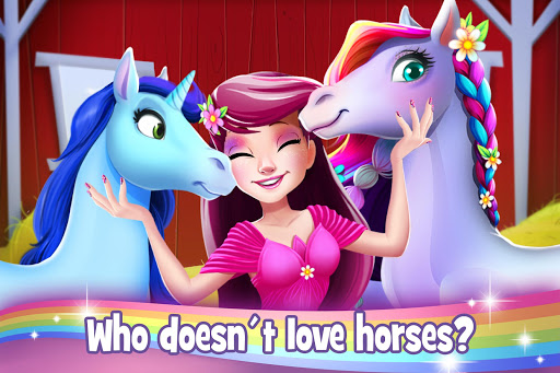 Tooth Fairy Horse - Caring Pony Beauty Adventure  Screenshots 6