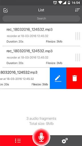 Voice Recorder 49 Screenshots 12