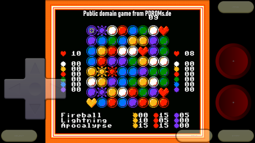Nameless - Free 8bit Console Emulator 5.9.2 screenshots 2
