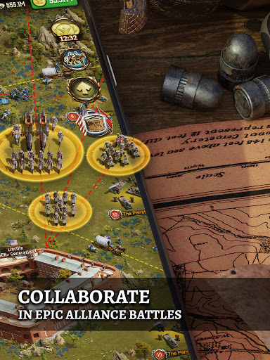 War and Peace: The #1 Civil War Strategy Game screenshots 22