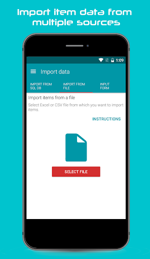 Mobile Inventory FREE screenshots 3
